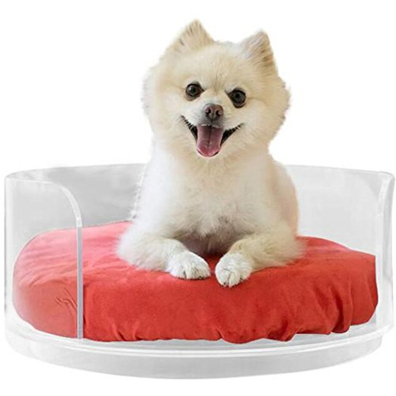Custom Acrylic Pet Bed